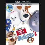Tajný život maznáčikov 2 - 2019 (The Secret Life of Pets 2) (4K Ultra HD) - UHD Blu-ray + Blu-ray