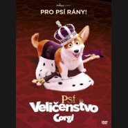 Psí veličenstvo Corgi (The Queen's Corgi) 2019 DVD
