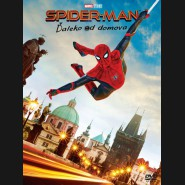 SPIDER-MAN: Daleko od domova 2019 (SPIDER-MAN: Far From Home) DVD
