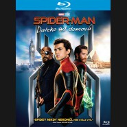 SPIDER-MAN: Daleko od domova 2019 (SPIDER-MAN: Far From Home) Blu-ray