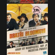 Bratři Bloomovi 2008 (The Brothers Bloom) DVD