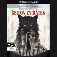 Řbitov zviřátek 2019 (Pet Sematary) (4K Ultra HD) - UHD Blu-ray + Blu-ray