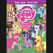 My Little Pony: Přátelství je magické – 1. série, 1. část DVD