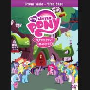 My Little Pony: Přátelství je magické – 1. série, 3. část DVD