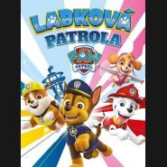 Tlapková patrola /  Labková patrola 2018 celovečerný animovaný film ( Paw Patrol: Mighty Pups) DVD