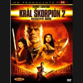 Král Škorpión: Vzestup Říše (The  Scorpion King 2: Rise of a Warrior)