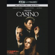 Casino 1995 (4K Ultra HD) - UHD Blu-ray + Blu-ray