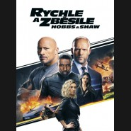 Rychle a zběsile: Hobbs a Shaw 2019 (Fast & Furious Presents: Hobbs & Shaw) DVD