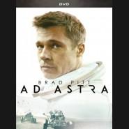 Ad Astra 2019 DVD - Brad Pitt DVD