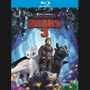 Ako si vycvičiť draka 3 - 2019 (How to Train Your Dragon 3) Blu-ray