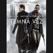 TEMNÁ VĚŽ (The Dark Tower) UHD+BD - 2 x Blu-ray