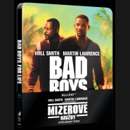 MIZEROVÉ NAVŽDY 2019 (Bad Boys For Life) Blu-ray SteelBook