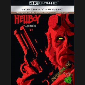 Hellboy 2004 (4K Ultra HD) - UHD Blu-ray + Blu-ray