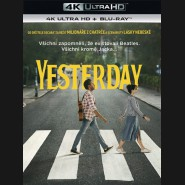 Yesterday 2019 (Yesterday) (4K Ultra HD) - UHD Blu-ray + Blu-ray