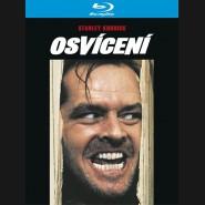 Osvícení 1980 (Shining) Blu-ray