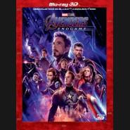 Avengers: Endgame 2019 (Avengers: Endgame) 3D +2D Blu-ray
