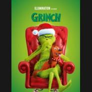 Grinch 2018 (Dr. Seuss' The Grinch) - Vánoční edice DVD
