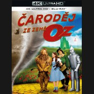 Čaroděj ze Země Oz 1939 (Wizard of Oz) (4K Ultra HD) - UHD Blu-ray + Blu-ray