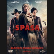 SPÁSA (The Salvation) DVD