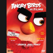 Angry Birds ve filmu Big Face DVD