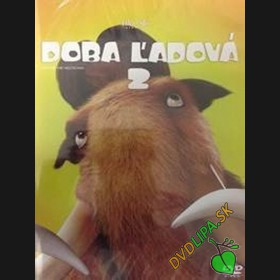 Doba ledová 2: Obleva (Ice Age: The Meltdown) DVD