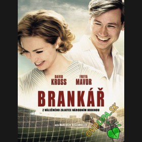 Brankář 2018 (The Keeper) DVD