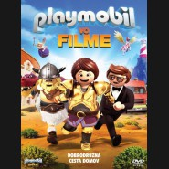 Playmobil vo filme 2019 (Playmobil: The Movie) DVD