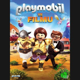 Playmobil ve filmu 2019 (Playmobil: The Movie) DVD