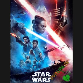 Star Wars: Vzestup Skywalkera 2019 (Star Wars: The Rise of Skywalker) DVD