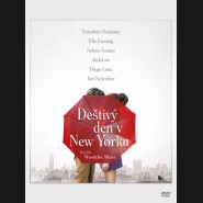 Deštivý den v New Yorku 2019 (A Rainy Day in New York) DVD