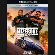 MIZEROVÉ NAVŽDY 2019 (Bad Boys For Life) (4K Ultra HD) - UHD Blu-ray + Blu-ray