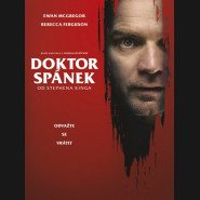 Doktor Spánek od Stephena Kinga 2019 (Doctor Sleep) DVD