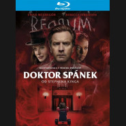 Doktor Spánek od Stephena Kinga 2019 (Doctor Sleep) Blu-ray