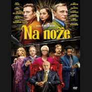 NA NOŽE 2019 (Knives Out) DVD
