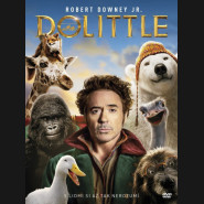 DOLITTLE 2020 DVD