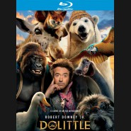 DOLITTLE 2020 Blu-ray