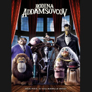 Addamsova rodina 2019 (The Addams Family) DVD
