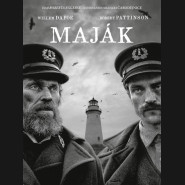 Maják 2019 (The Lighthouse) DVD