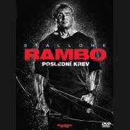 Rambo V: Poslední krev 2019 (RAMBO V: Last Blood) DVD  Sylvester Stallone
