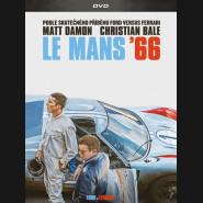 NA PLNÝ PLYN 2019 (Ford v. Ferrari) DVD