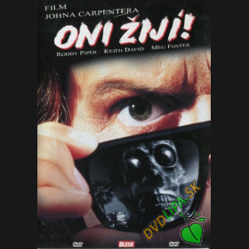 Oni žijí! 1988 (They Live) DVD
