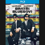 Bratři Bluesovi 1980 (Blues Brothers) Blu-ray