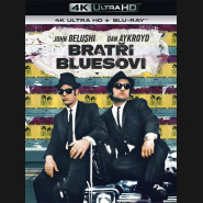 Bratři Bluesovi 1980 (Blues Brothers) (4K Ultra HD) - UHD Blu-ray + Blu-ray