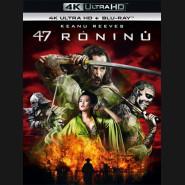 47 Róninů 2013  (47 Ronin)  (4K Ultra HD) - UHD Blu-ray + Blu-ray