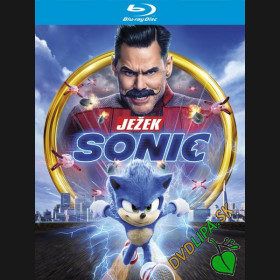 Ježko Sonic 2020 (Sonic the Hedgehog) Blu-ray