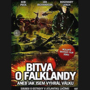 Bitva o Falklandy (An Ungentlemanly Act) DVD