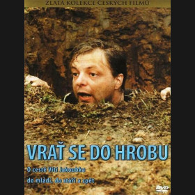 Vrať se do hrobu DVD