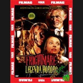 Frightmare: Legenda hororů DVD (Frightmare: The Horror)