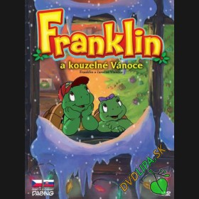 Franklin a kouzelné Vánoce (Franklin's Magic Christmas) DVD