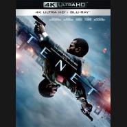 TENET 2020 (TENET) (4K Ultra HD) - UHD Blu-ray + Blu-ray